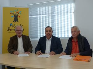 signature bail nouvel Office de Toruisme